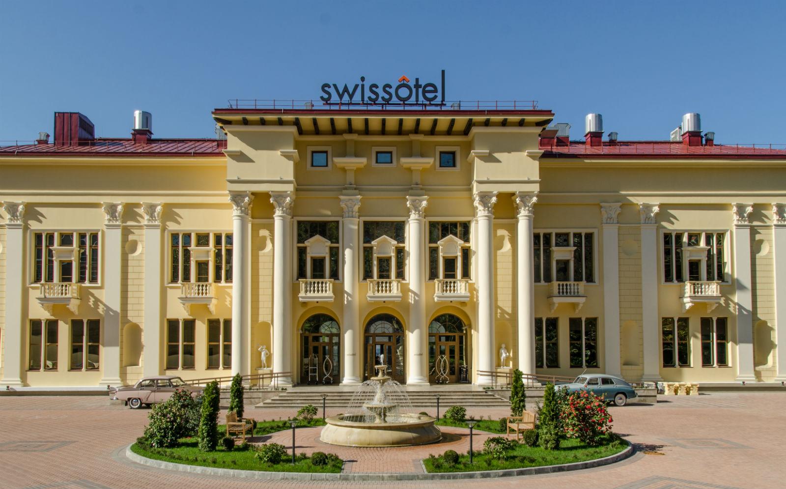 Swissôtel Sochi Kamelia
