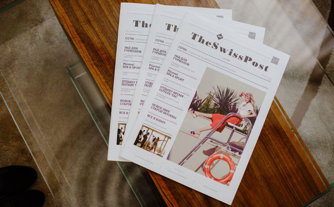 The Swiss Post