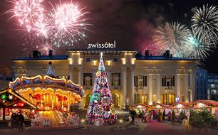 Christmas Market In Swissotel