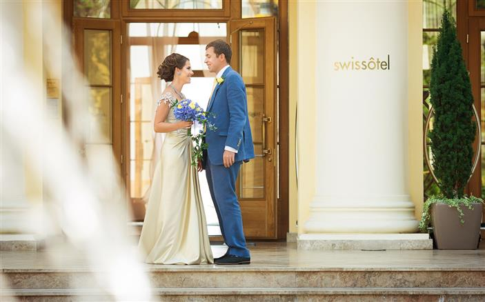 Wedding At Swissotel Resort Sochi Kamelia