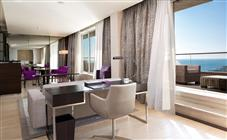 Sea View Terrace Suite at Swissotel Kamelia