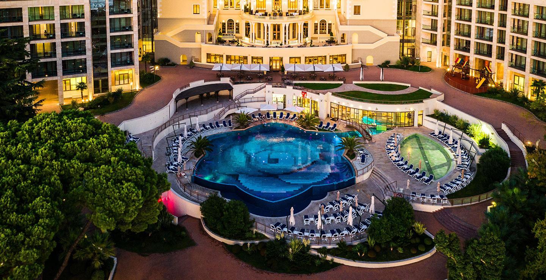 索契卡米利瑞士酒店-外部景观