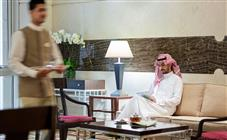 Guest Services at Swissôtel Al Maqam