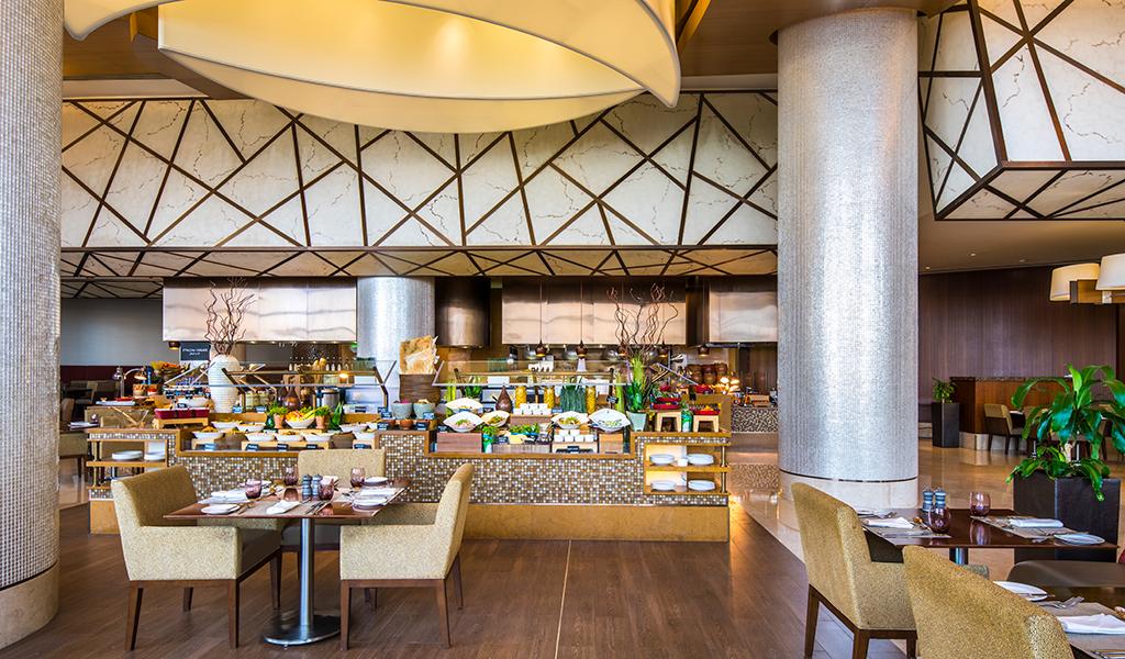 Liwan Restaurant Swissotel Al Ghurair Swissotel Hotels And Resorts