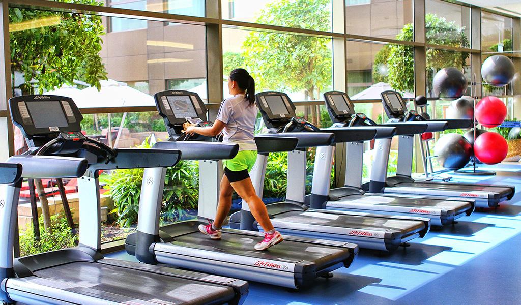 Cours de remise en forme au spa et centre de sport