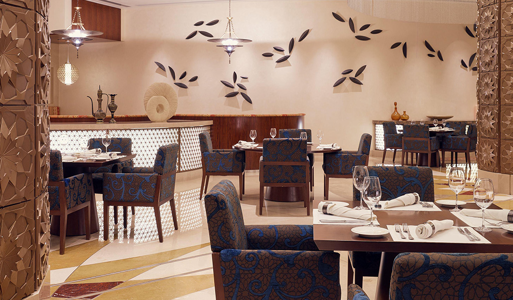 Shayan, restaurant exclusif