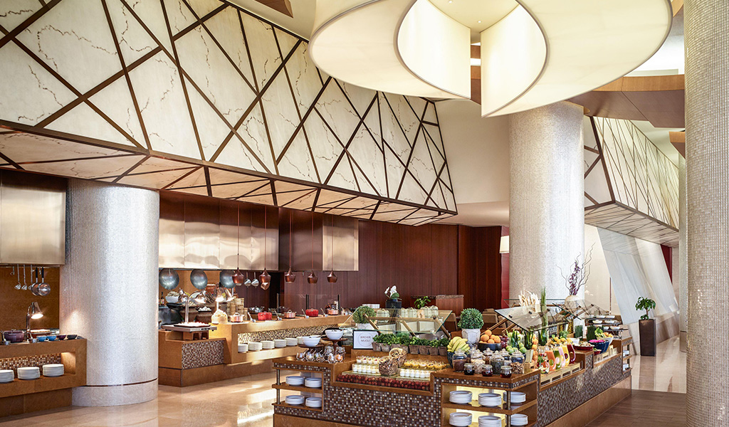 Liwan, restaurante abierto todo el día