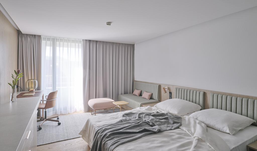 Swiss Advantage Zimmer im Swissôtel Bern