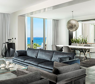 Signature Suite at Swissotel Resort, Bodrum Beach
