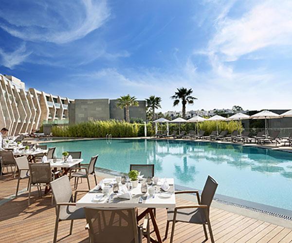 Indoor Outdoor Pools - Swissotel Bodrum Beach - Swissôtel Hotels And ...
