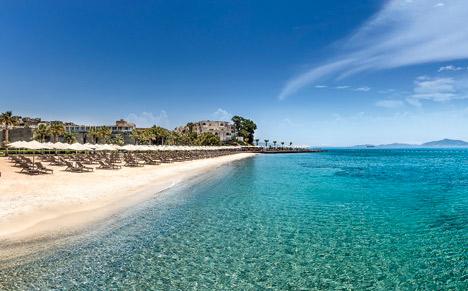 Swissotel Resort, Bodrum Beach Manzara