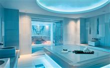 Turkish Bath at Swissotel Resort, Bodrum Beach