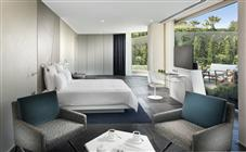Corner Suite at Swissotel Resort, Bodrum Beach