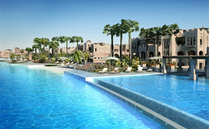 Swissôtel Citystars Sharm el Sheikh(スイスホテル シティスターズ シャルム エル シェイク) - SSS