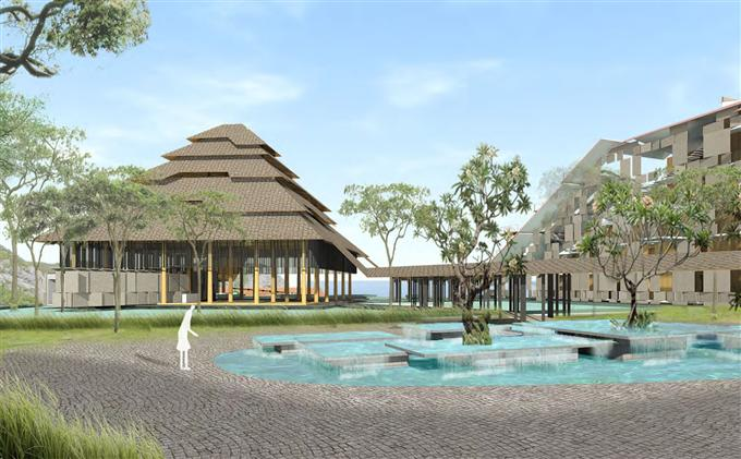 Swissotel Bali(スイスホテル バリ)- SBP