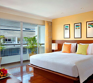 Premier Room at Swissotel Resort Phuket Patong Beach