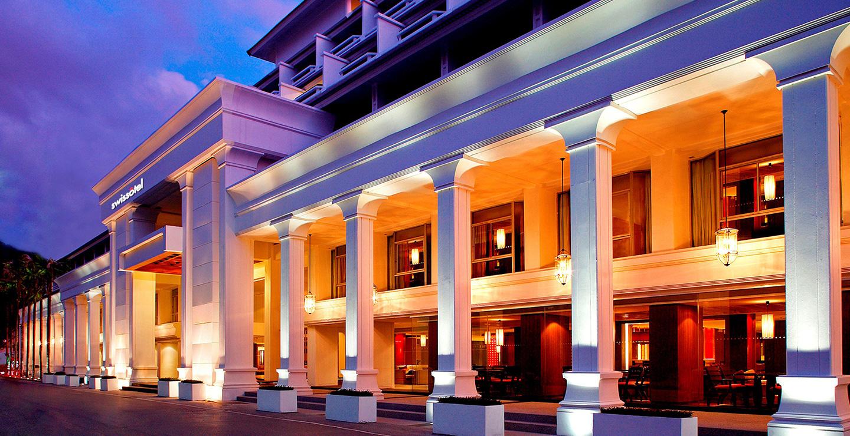 Swissotel Resort Phuket Patong Beach(スイスホテル リゾート プーケット パトン ビーチ)