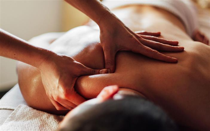 how to receive an erotic massage