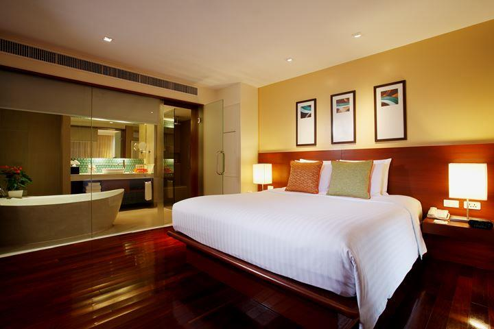 Studio Suite at Swissotel Resort Phuket Patong Beach