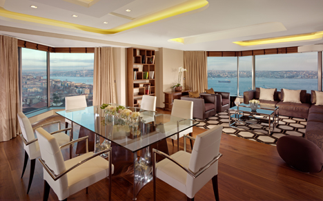 Swissôtel Living Swissôtel The Bosphorus, Istanbul