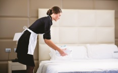 Housekeeper at Swissotel Hotels and Resorts