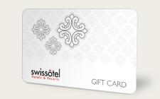 Tarjeta de regalo de Swissotel