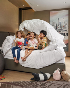 Swissotel Kids Room Family