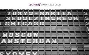 Partnerschaft mit Qatar Airways