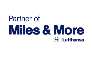 Lufthansa — часто летающий пассажир