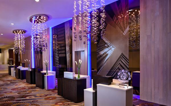 Swissotel Chicago Renovated Front Desk