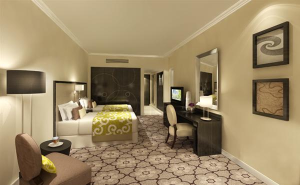 فندق سويس أوتيل مكة (Swissôtel Makkah) - غرفة مزدوجة