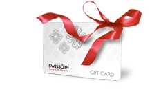 Swissôtel Geschenkgutscheine