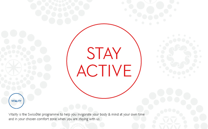 Stay Active Exercise Card