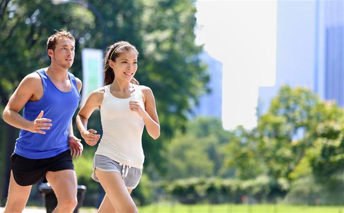 City jogging routes swissotel hotels for Terrace jogging track