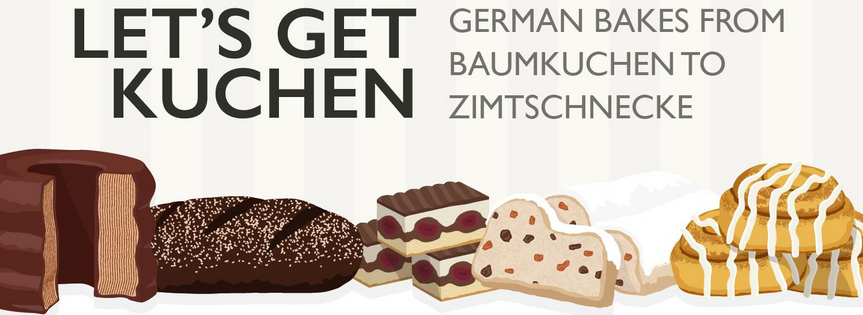 Germany's Best Bakes: An Infographic